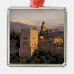 España, Granada, Andalucía Alhambra, Ornamento De Navidad