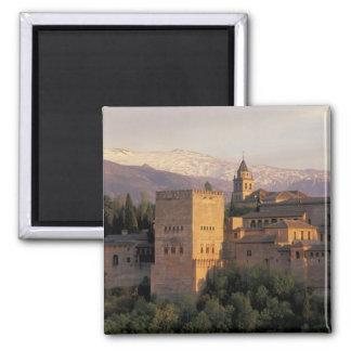 España, Granada, Andalucía Alhambra, Imán De Frigorifico