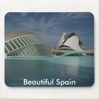 España hermosa mouse pad