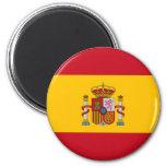España Imán Redondo 5 Cm