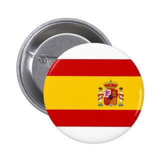 España Jack naval Pin Redondo 5 Cm