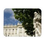 España, Madrid. Palacio real Imán De Vinilo