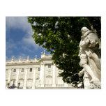 España, Madrid. Palacio real Postales