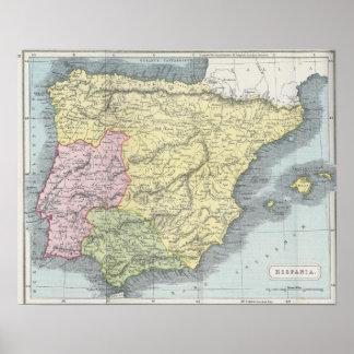 España medieval poster