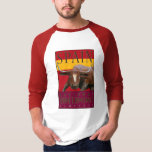 España-Pamplona-T-camisa Remeras
