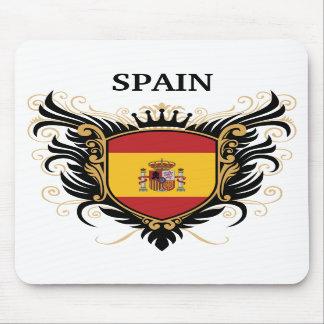 España [personalice] alfombrilla de ratón