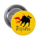 Espana Pin Redondo 5 Cm