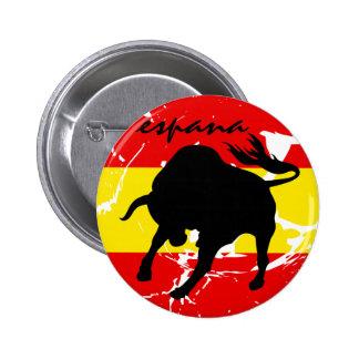 Espana Pinback Button
