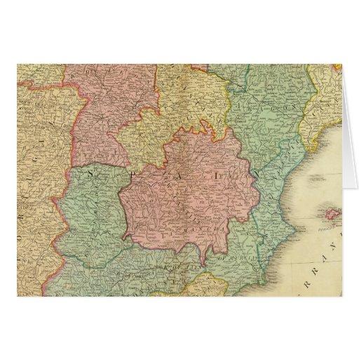 España, Portugal 4 Tarjetón
