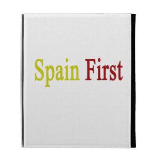 España primero