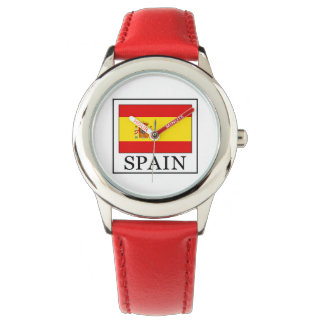 España Relojes De Pulsera