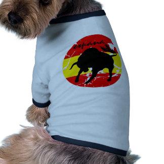 Espana Camiseta De Perrito
