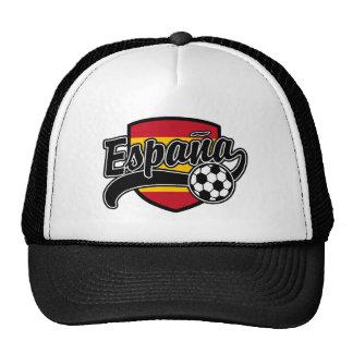 Espana Soccer Mesh Hat