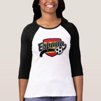 Espana Soccer T Shirts