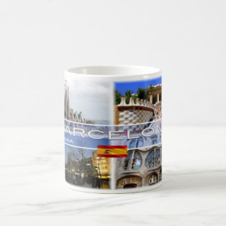 Espana - Spain - Barcelona - Coffee Mug