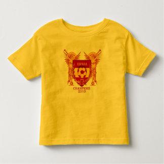 Espana World Champions 2010 Vuvuzela Shield T-shirt