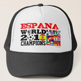 Espana World Cup 2010 Champions Hat