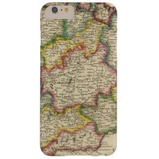 España y Portugal 19 Funda Barely There iPhone 6 Plus
