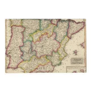España y Portugal 19 Tapete Individual