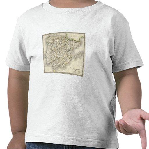 España y Portugal 9 Camisetas