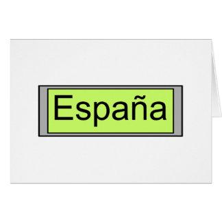 Espania Card