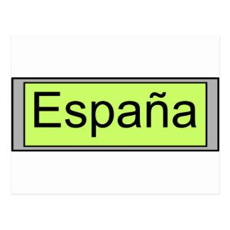 Espania Postcard
