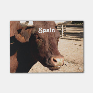 Español Bull Post-it Nota