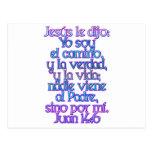 Español del 14:6 de Juan Postal