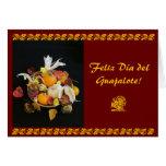 Español: ¡Feliz Día del Guajalote! Felicitaciones