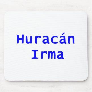 Espanol Huracan Irma Mousepad