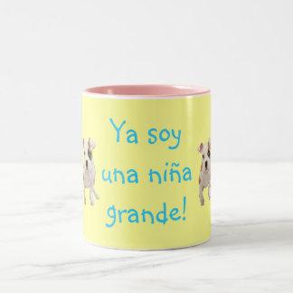 Español: Nombre de la estafa de la soja de Taza