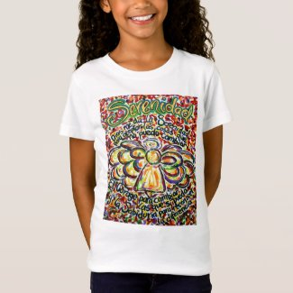 Español Serenity Prayer Angel Art TShirt Clothing