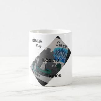 Espanol/spain/spanish christian mug