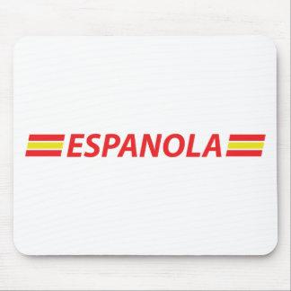 espanola icon mouse pad