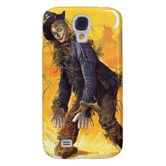 Espantapájaros de mago de Oz del vintage Funda Para Galaxy S4
