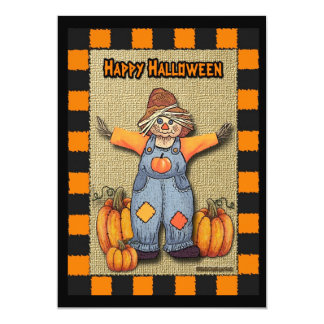 Espantapájaros Halloween Anuncios