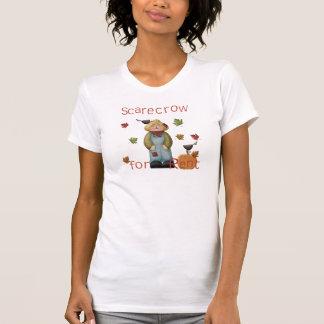 Espantapájaros para el alquiler camiseta