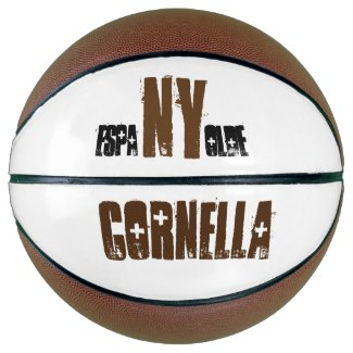 Espanyol de Cornella Basketball Ball