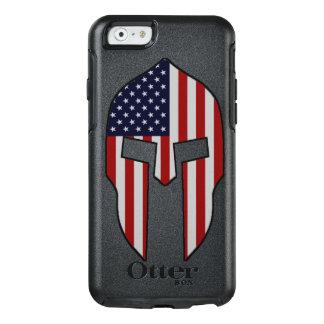 Espartano americano funda otterbox para iPhone 6/6s