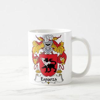 Esparza Family Crest Mug