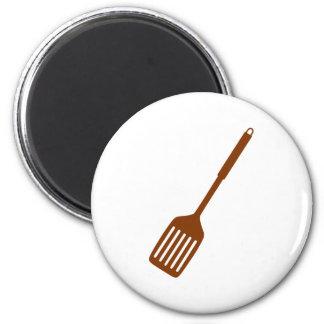 Espátula - cocinero imán para frigorifico