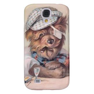 Espec. de la sal vieja 3G del vintage Carcasa Para Galaxy S4