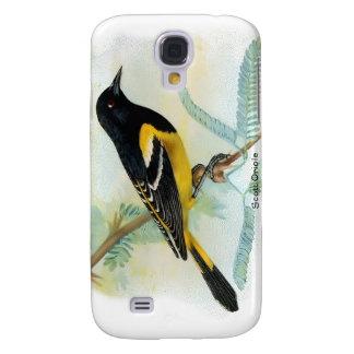 Espec. del pájaro 3G del vintage Funda Para Galaxy S4