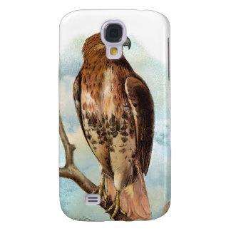 Espec. del pájaro 3G del vintage Funda Samsung S4