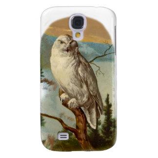 Espec. del pájaro 3G del vintage Samsung Galaxy S4 Cover