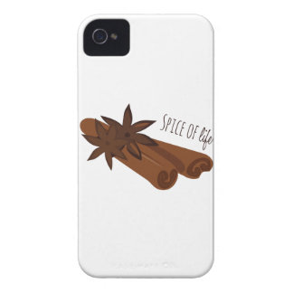 Especia de la vida Case-Mate iPhone 4 protectores