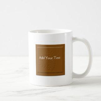 Especia natural tazas de café