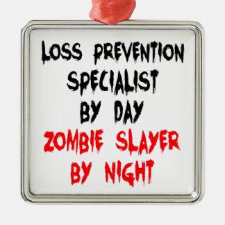 Especialista de la prevención contra pérdidas del ornatos