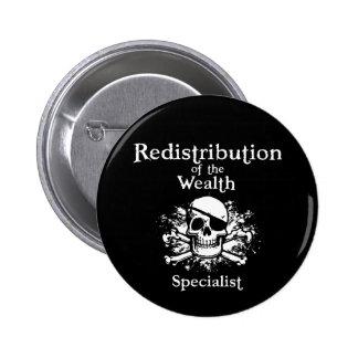 Especialista de la redistribución pin