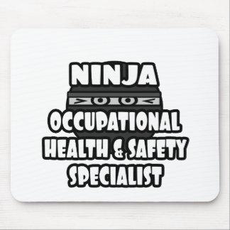 Especialista de la seguridad y salud laboral de Ni Tapete De Ratones